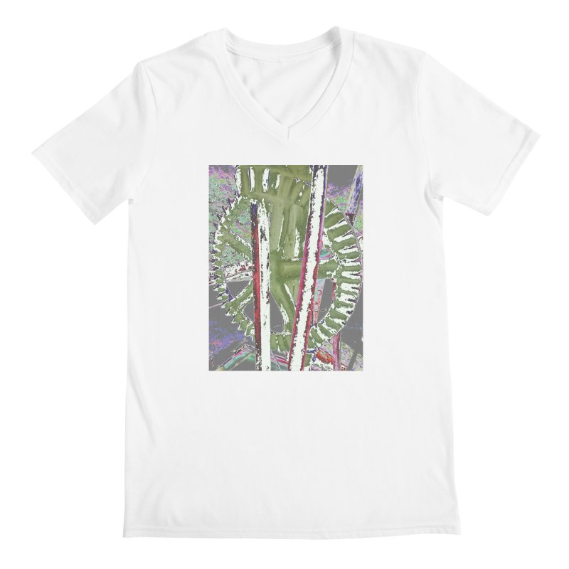 Widget Men's V-Neck by RNF's Artist Shop