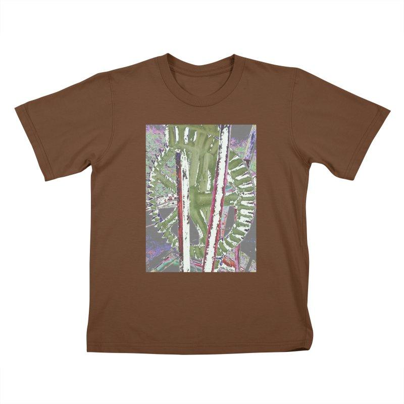 Widget Kids T-Shirt by RNF's Artist Shop