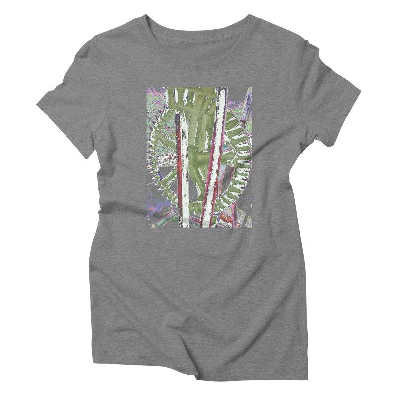 Widget Women's Triblend T-Shirt by RNF's Artist Shop