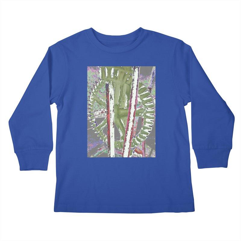 Widget Kids Longsleeve T-Shirt by RNF's Artist Shop