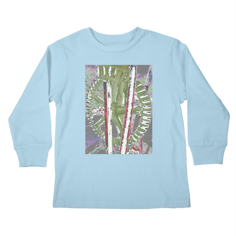 Widget Kids Longsleeve T-Shirt by RNF's Artist Shop