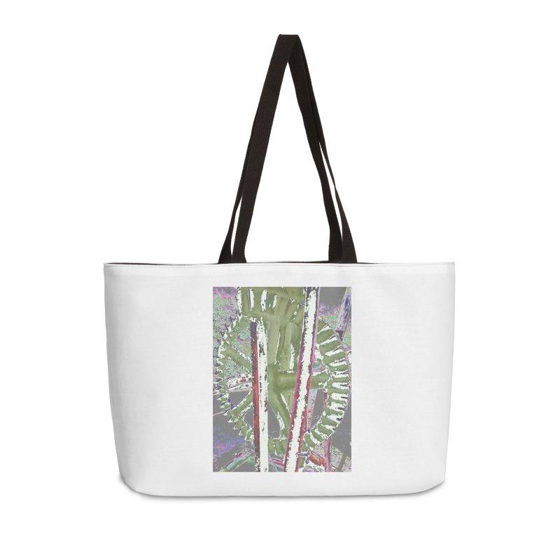Widget Accessories Weekender Bag Bag by RNF's Artist Shop