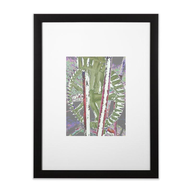 Widget Home Framed Fine Art Print by RNF's Artist Shop