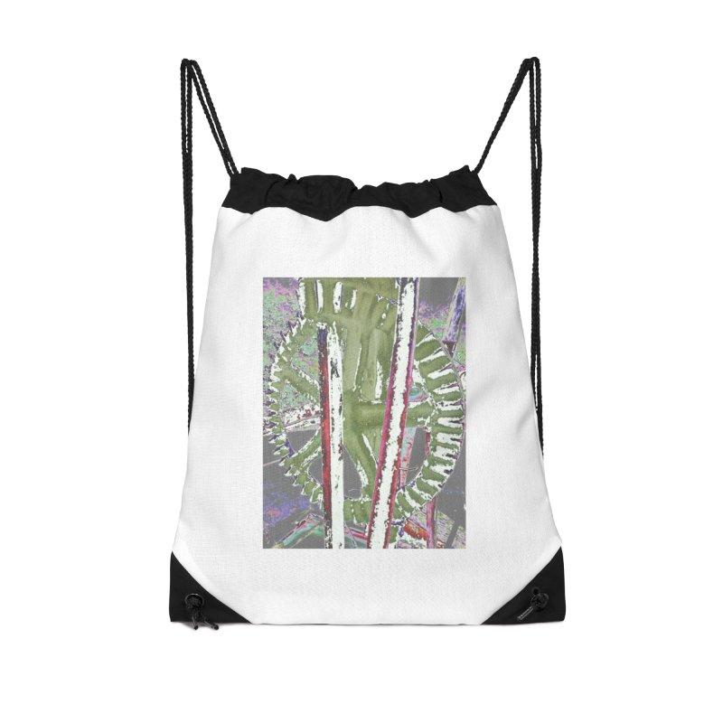 Widget Accessories Drawstring Bag Bag by RNF's Artist Shop