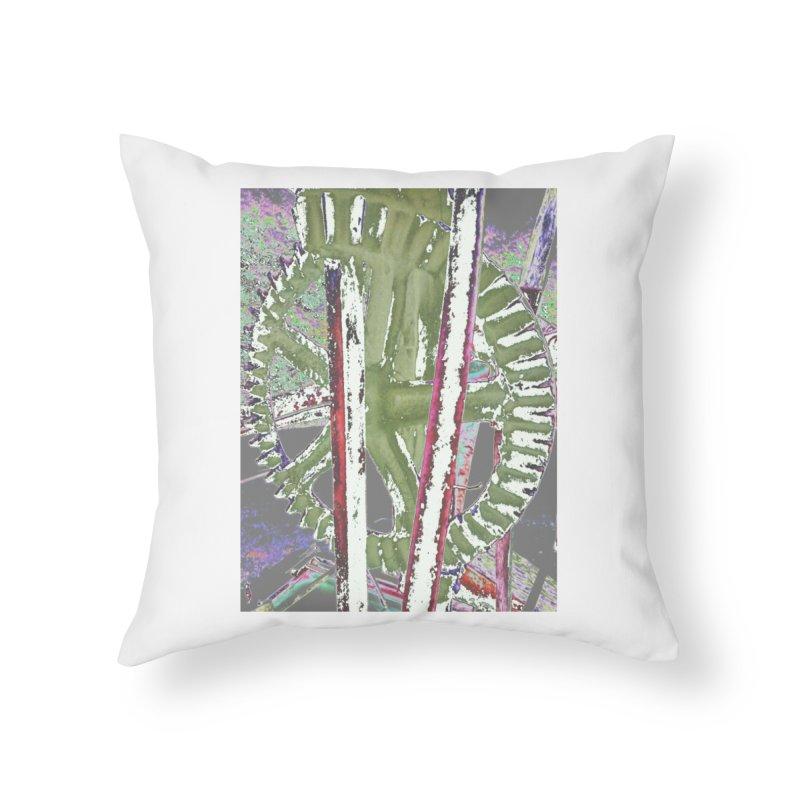 Widget Home Throw Pillow by RNF's Artist Shop