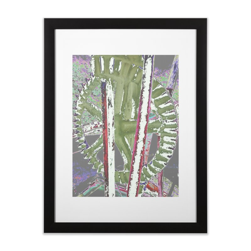 Widget Home Framed Fine Art Print by RNF's Artist Shop