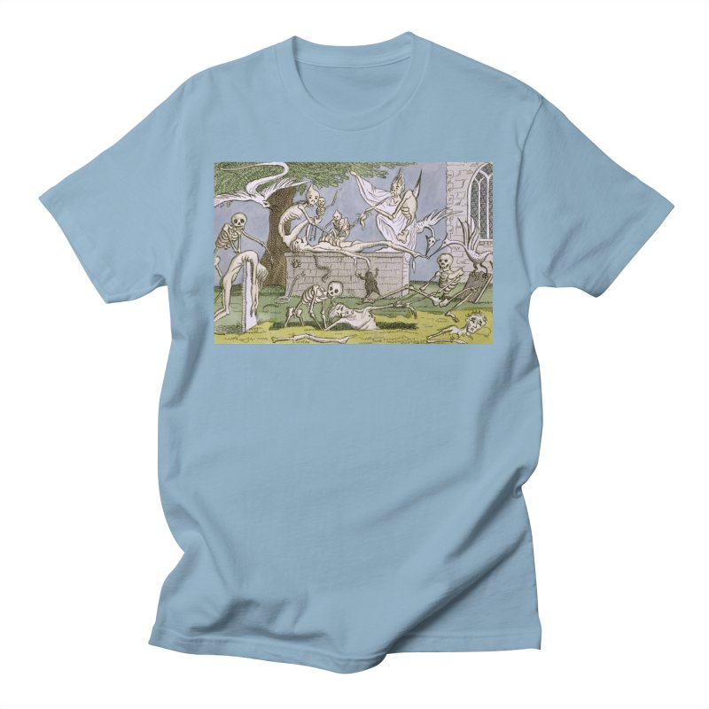The Graveyard Dance Men's T-Shirt by RNF's Artist Shop