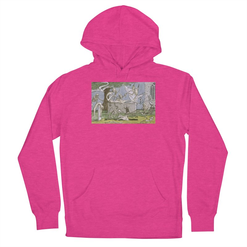 The Graveyard Dance Men's French Terry Pullover Hoody by RNF's Artist Shop