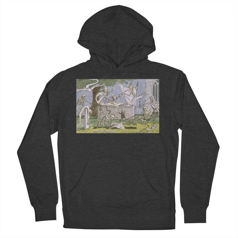The Graveyard Dance Women's French Terry Pullover Hoody by RNF's Artist Shop