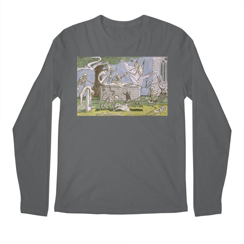 The Graveyard Dance Men's Longsleeve T-Shirt by RNF's Artist Shop