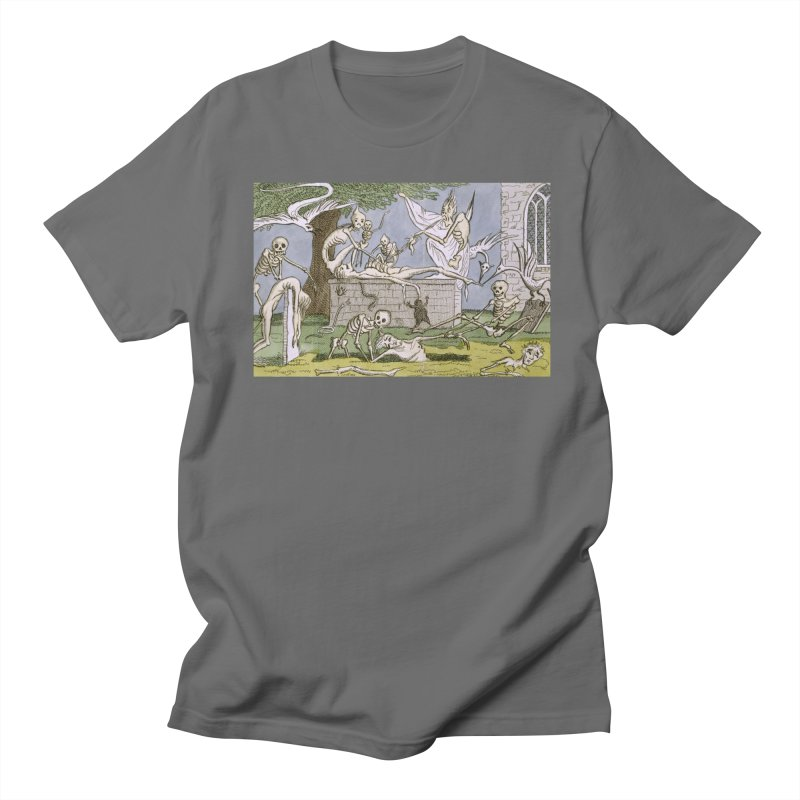 The Graveyard Dance in Men's Regular T-Shirt Asphalt by RNF's Artist Shop