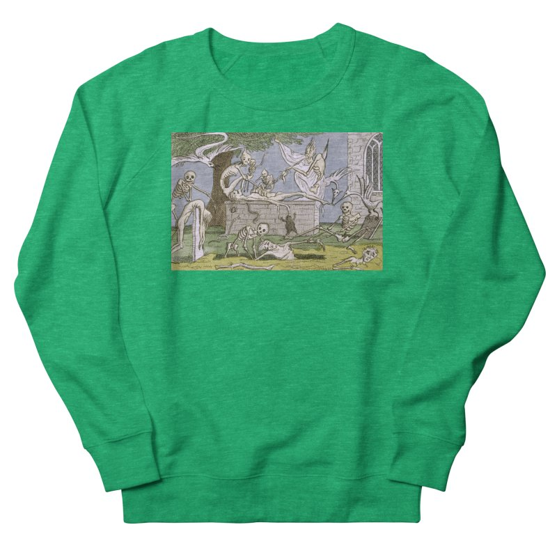 The Graveyard Dance Men's Sweatshirt by RNF's Artist Shop