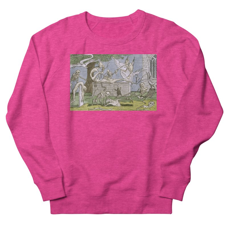 The Graveyard Dance Men's French Terry Sweatshirt by RNF's Artist Shop