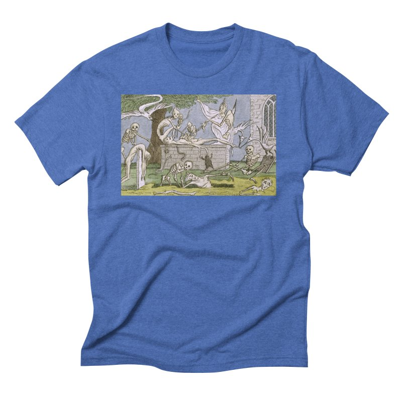 The Graveyard Dance Men's T-Shirt by RNF's Artist Shop