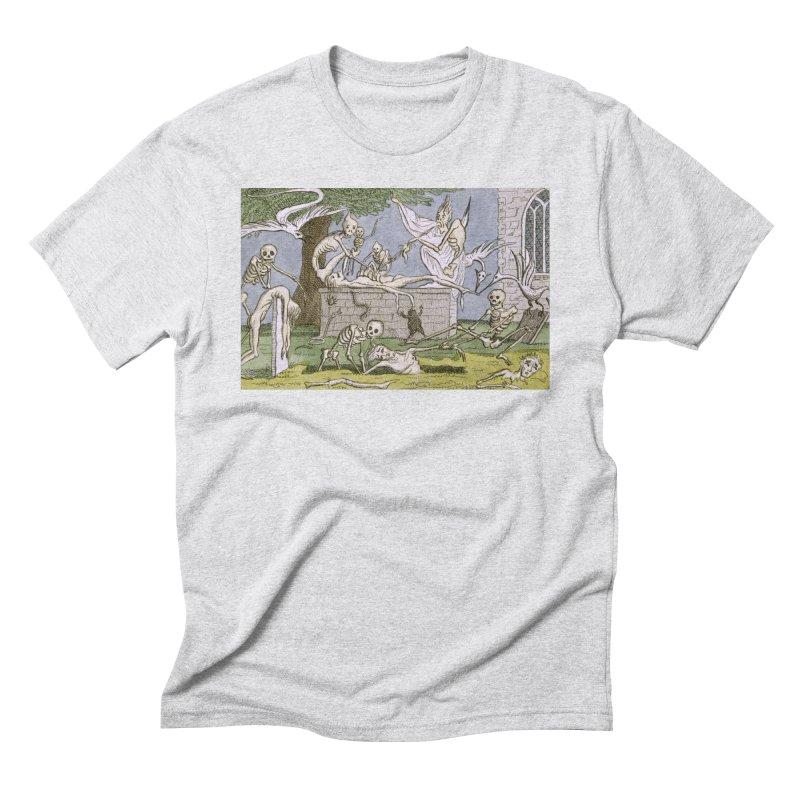 The Graveyard Dance Men's Triblend T-Shirt by RNF's Artist Shop