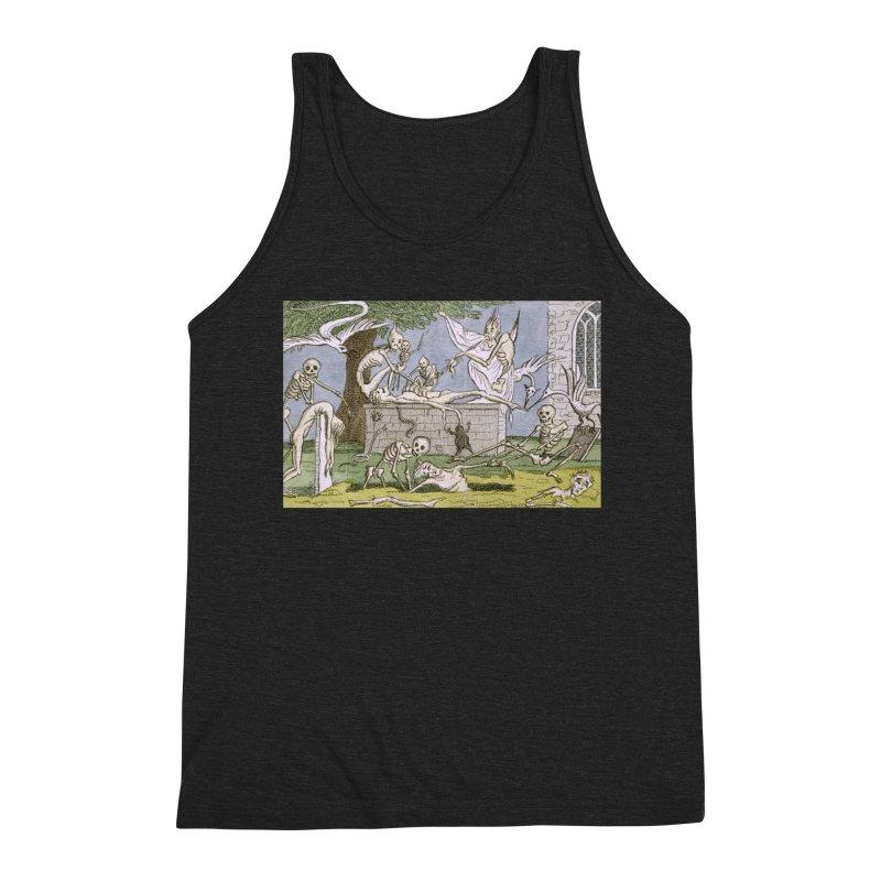 The Graveyard Dance Men's Tank by RNF's Artist Shop