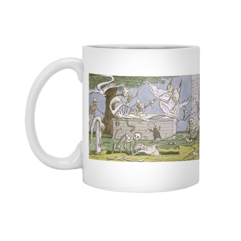 The Graveyard Dance Accessories Standard Mug by RNF's Artist Shop