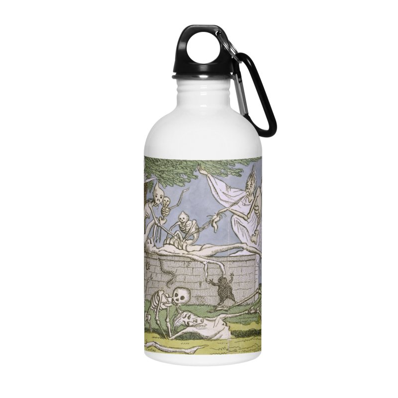 The Graveyard Dance Accessories Water Bottle by RNF's Artist Shop