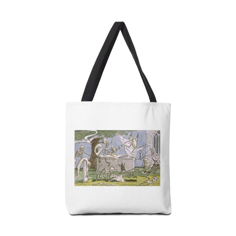 The Graveyard Dance Accessories Bag by RNF's Artist Shop