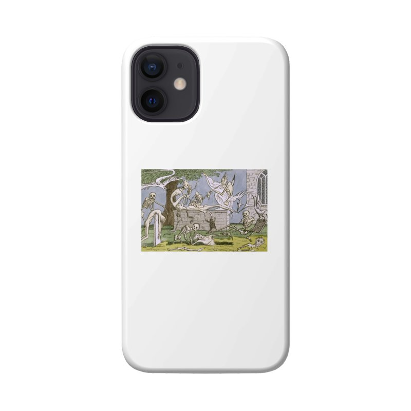 The Graveyard Dance Accessories Phone Case by RNF's Artist Shop