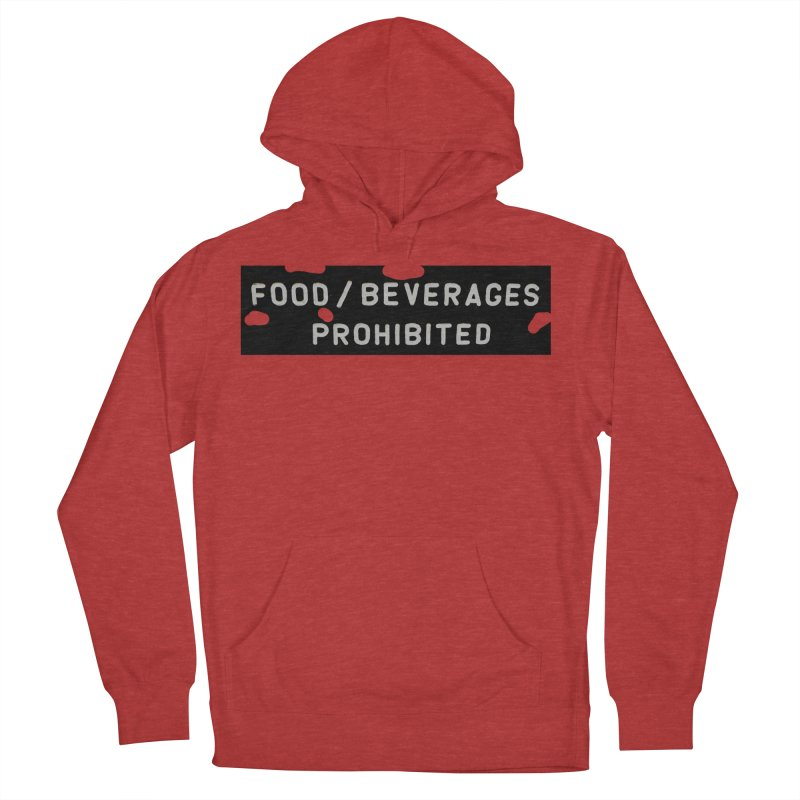 Food Women's French Terry Pullover Hoody by RNF's Artist Shop