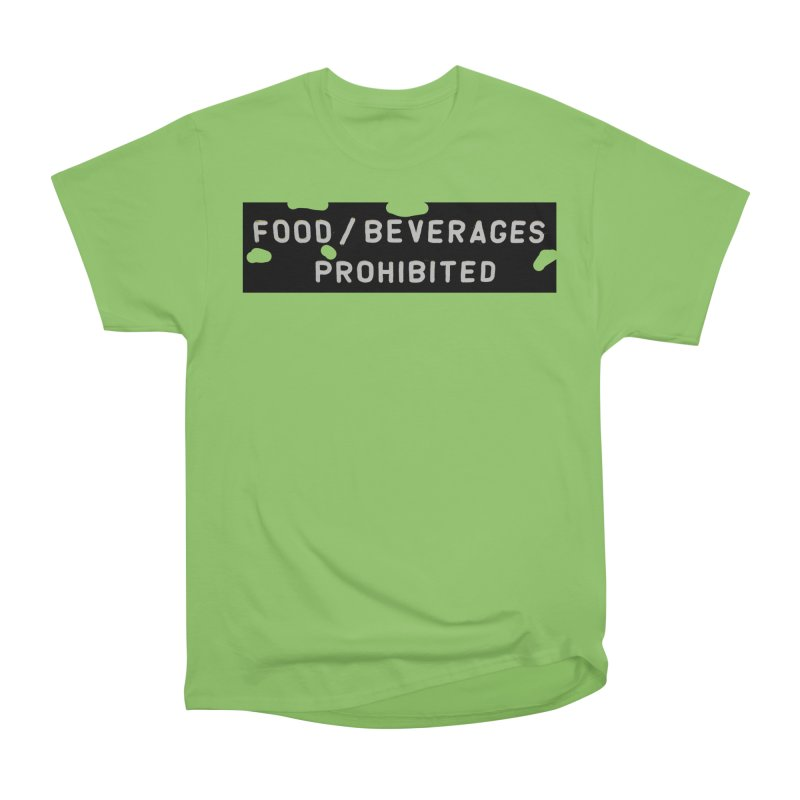 Food Men's Heavyweight T-Shirt by RNF's Artist Shop