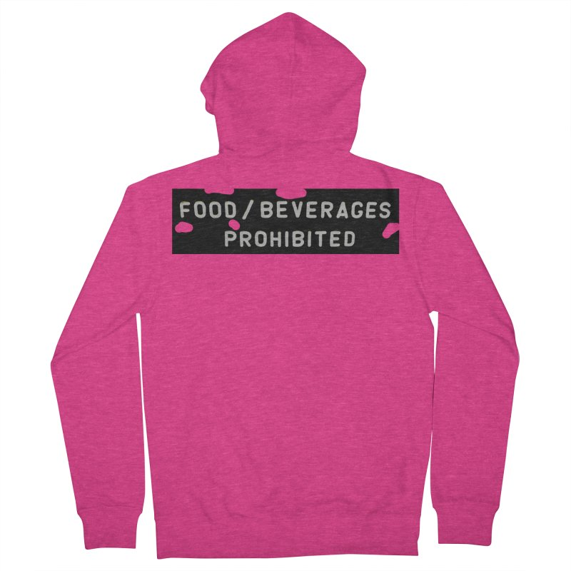 Food Women's French Terry Zip-Up Hoody by RNF's Artist Shop