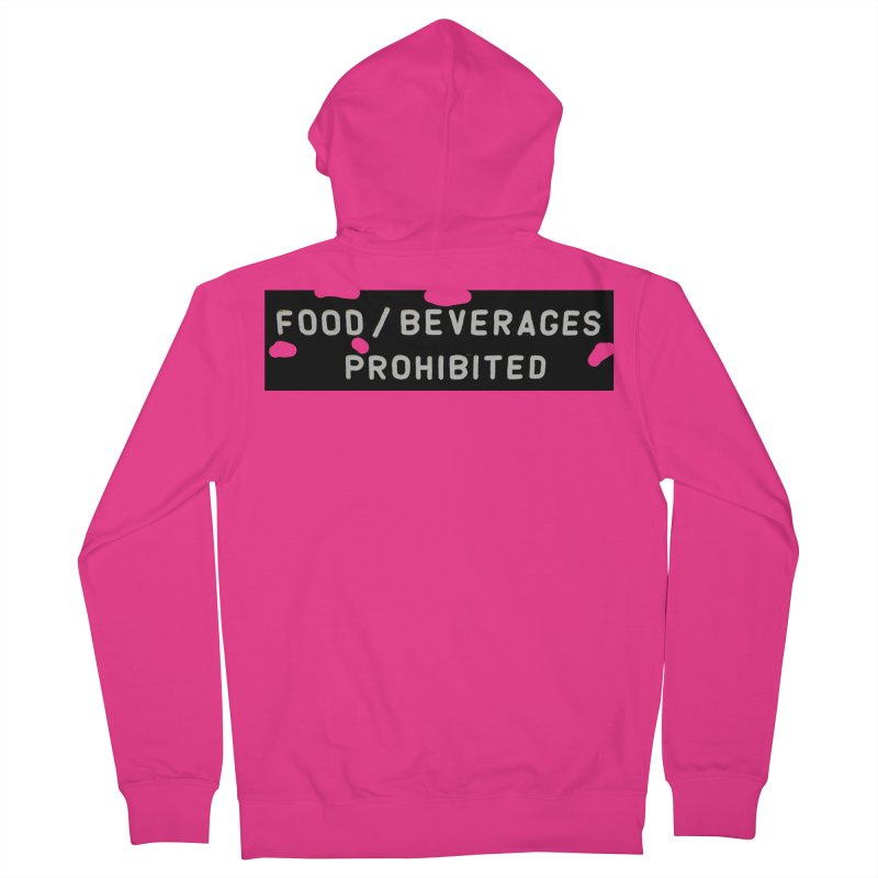 Food Men's French Terry Zip-Up Hoody by RNF's Artist Shop