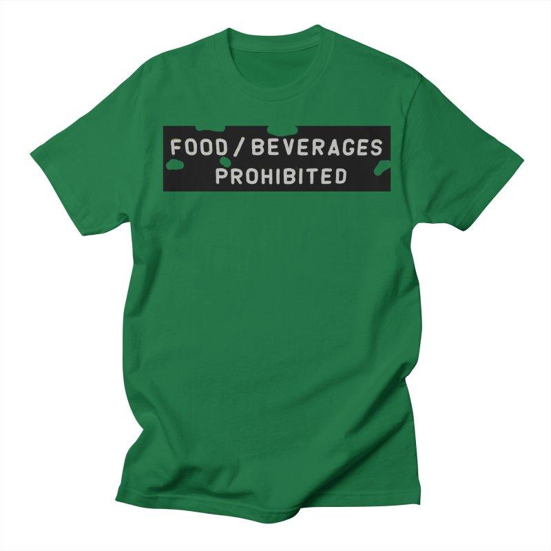 Food Men's Regular T-Shirt by RNF's Artist Shop