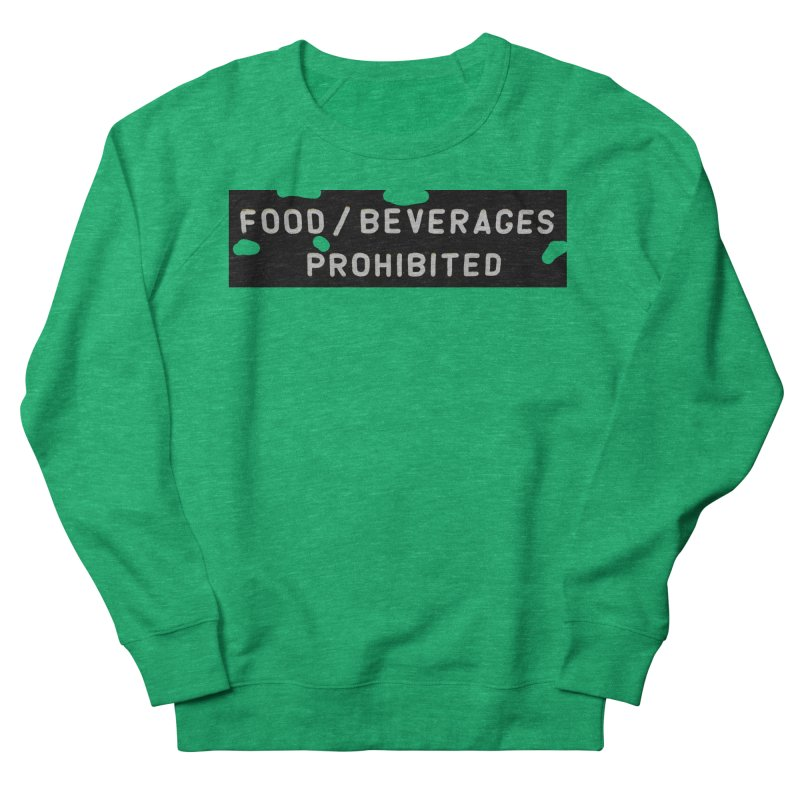 Food Men's French Terry Sweatshirt by RNF's Artist Shop