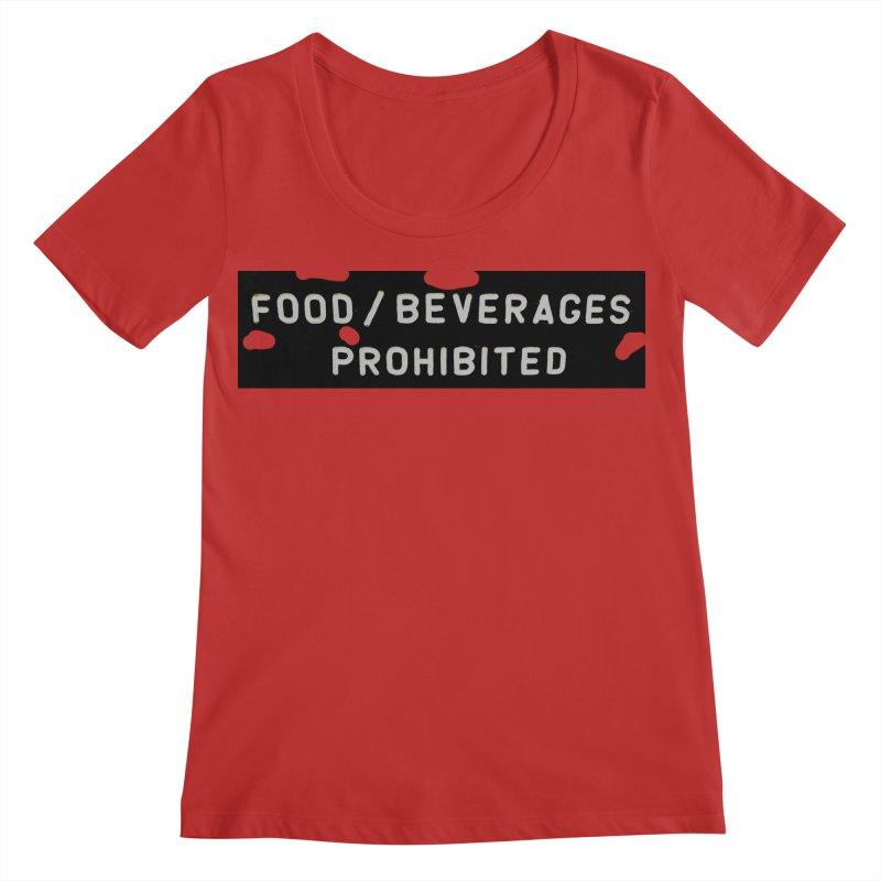 Food Women's Regular Scoop Neck by RNF's Artist Shop