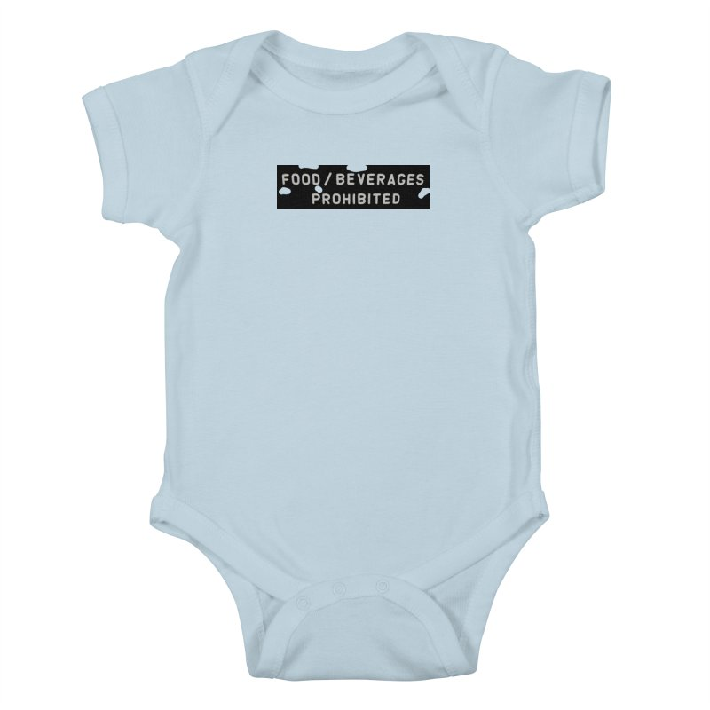 Food Kids Baby Bodysuit by RNF's Artist Shop