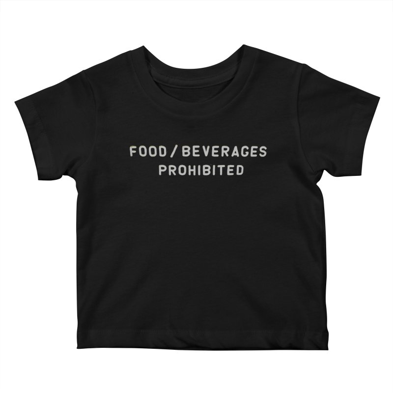 Food Kids Baby T-Shirt by RNF's Artist Shop