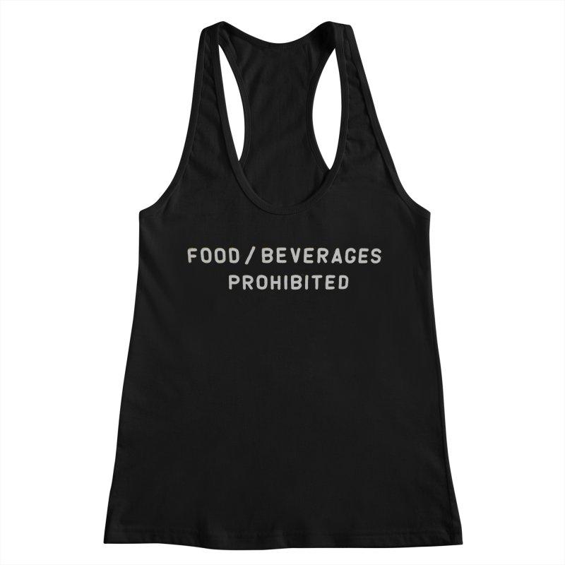 Food Women's Racerback Tank by RNF's Artist Shop
