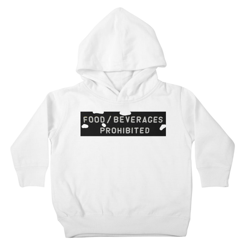 Food Kids Toddler Pullover Hoody by RNF's Artist Shop