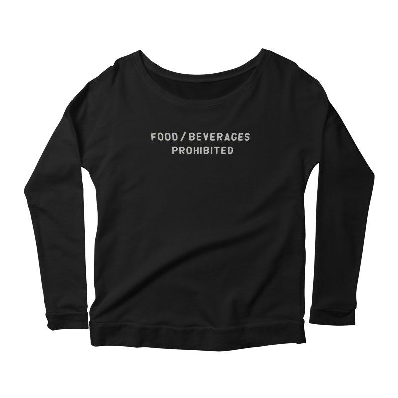 Food Women's Longsleeve T-Shirt by RNF's Artist Shop