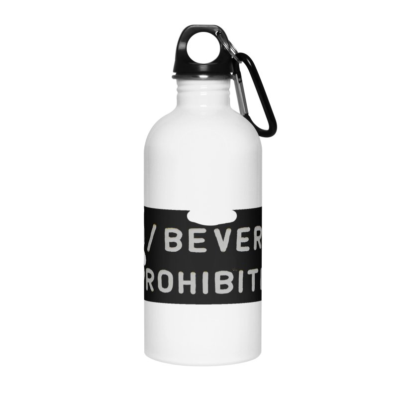Food Accessories Water Bottle by RNF's Artist Shop