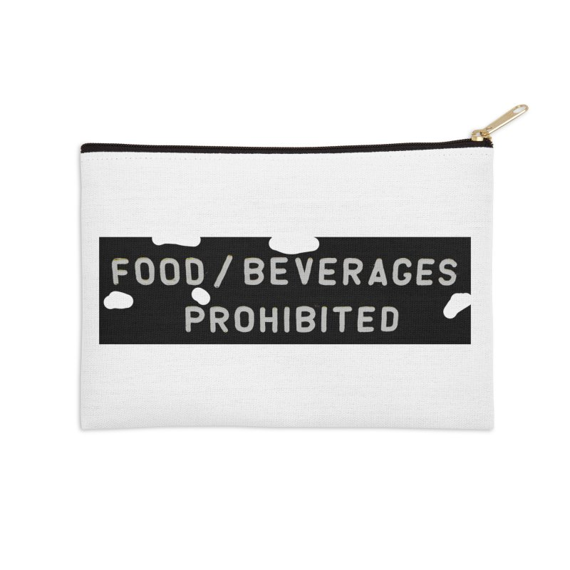 Food Accessories Zip Pouch by RNF's Artist Shop