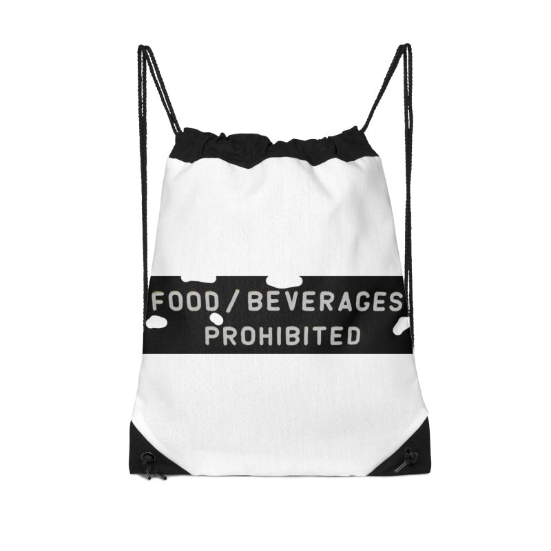Food Accessories Bag by RNF's Artist Shop