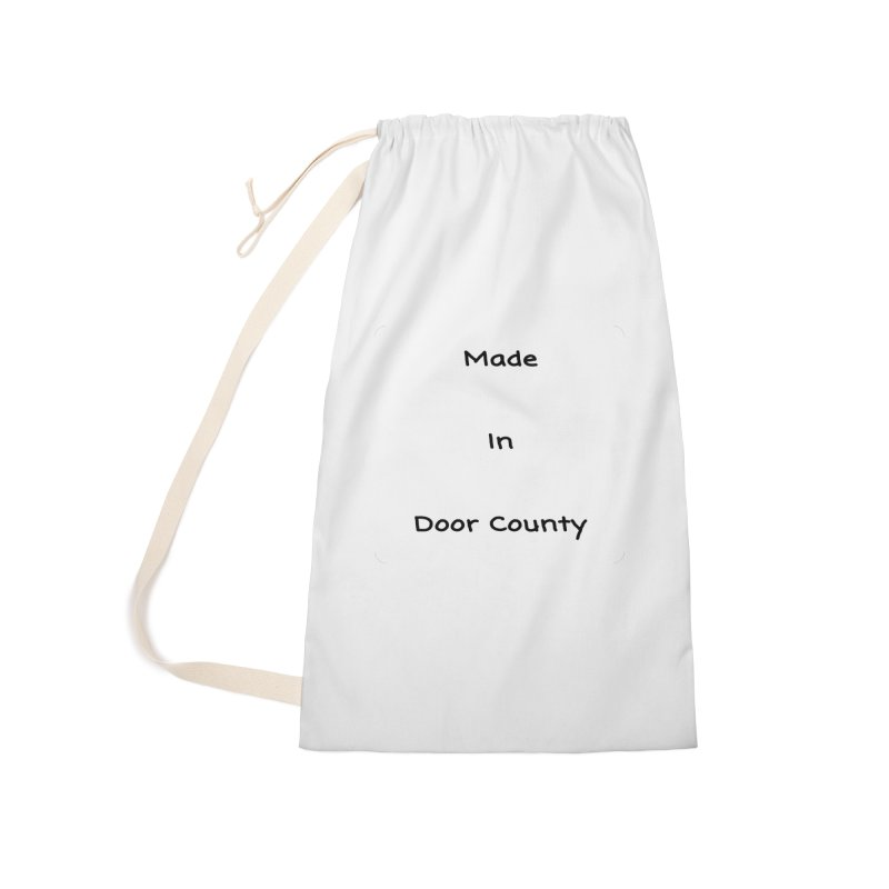 Made in Door County Accessories Bag by RNF's Artist Shop
