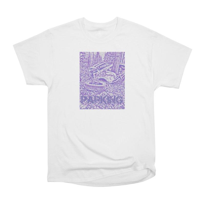 Parking Women's T-Shirt by RNF's Artist Shop