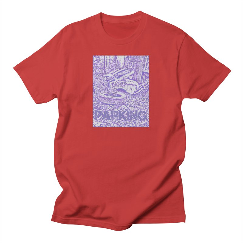 Parking Men's T-Shirt by RNF's Artist Shop