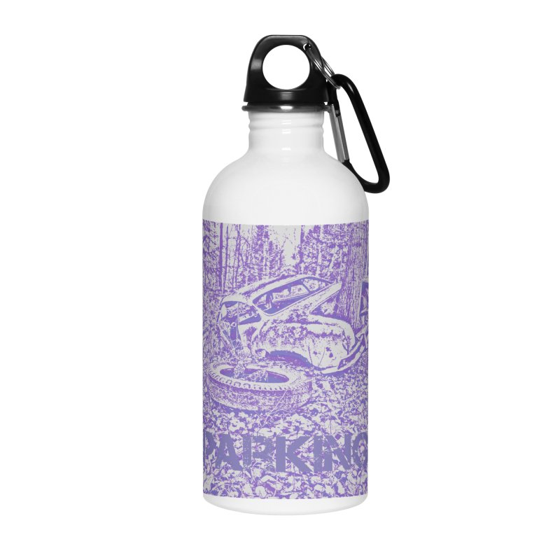 Parking Accessories Water Bottle by RNF's Artist Shop