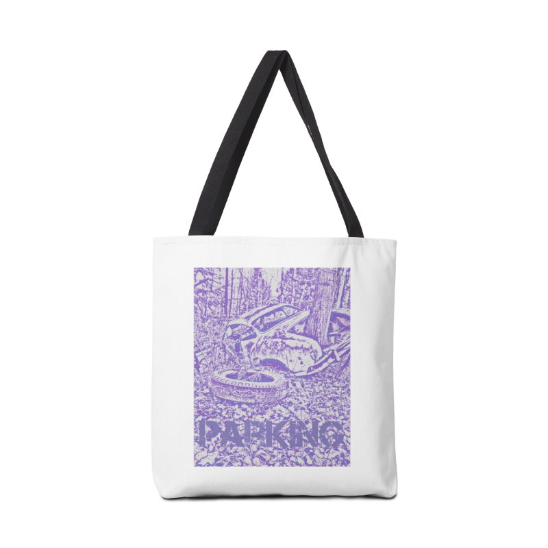 Parking Accessories Tote Bag Bag by RNF's Artist Shop