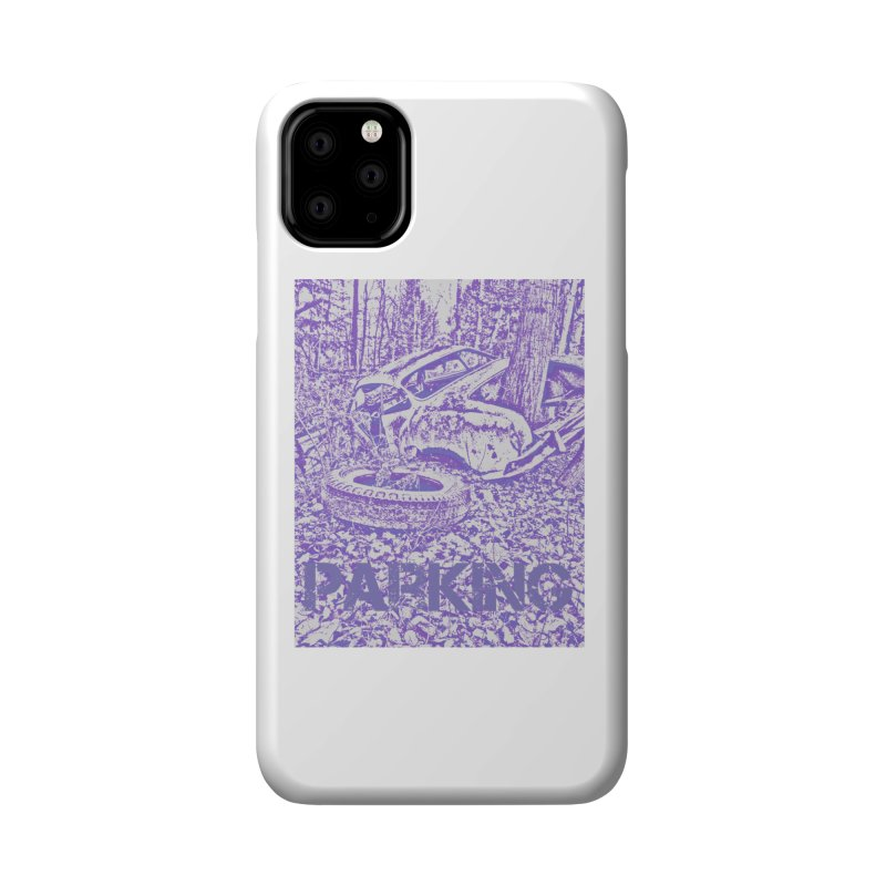 Parking Accessories Phone Case by RNF's Artist Shop