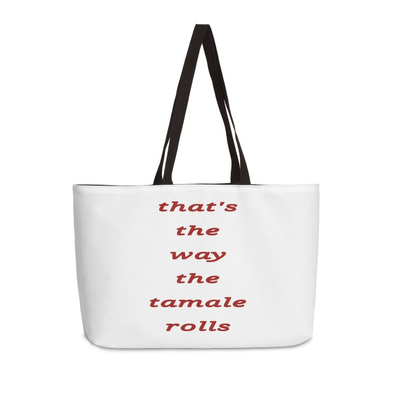Tamale Accessories Bag by RNF's Artist Shop