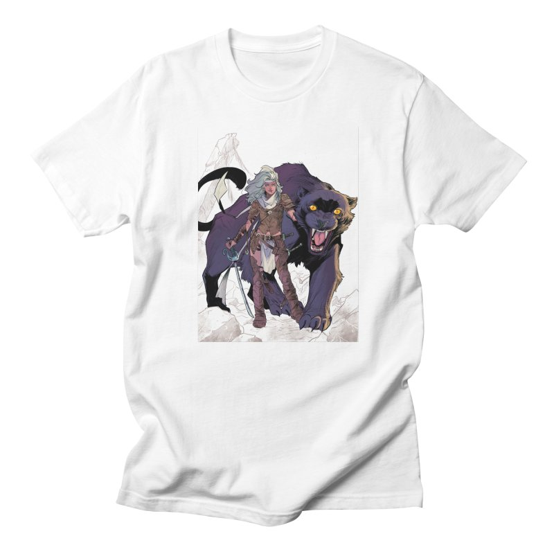 ROSE T-Shirt Men's T-Shirt by ROSEFinch's Artist Shop