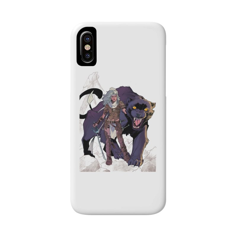 ROSE T-Shirt Accessories Phone Case by ROSEFinch's Artist Shop