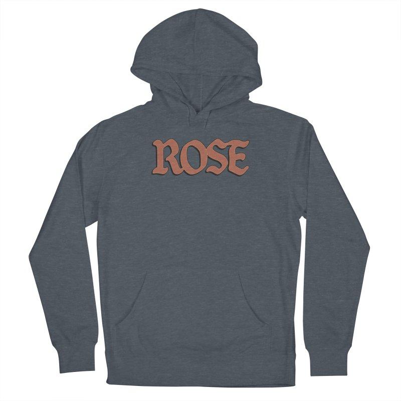 Logo T Women's Pullover Hoody by ROSEFinch's Artist Shop
