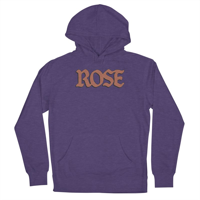 Logo T Men's Pullover Hoody by ROSEFinch's Artist Shop